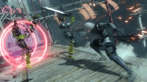 Auto-Battle Is the Best Version of Combat in the New 'NieR Replicant'