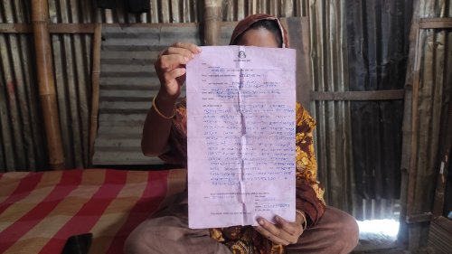 Her Daughter Was Kidnapped By Traffickers. So She Trafficked Herself.