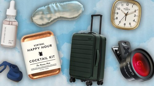 The Best Travel Gifts for Your Globetrotting Friend Who's Always OOO