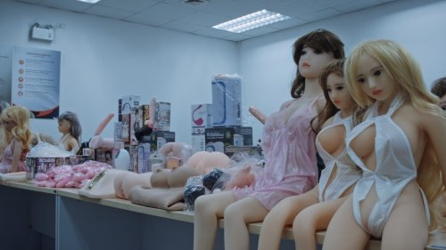 Thailand's Illegal Sex Toy Market Is Booming