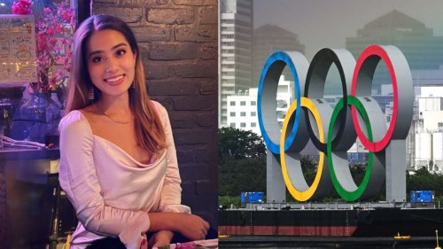 I Used Dating Apps During the Olympics and Matched With Athletes I Would Never See