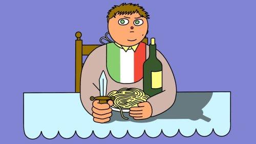 Perché gli italiani si arrabbiano tanto quando si parla di cibo