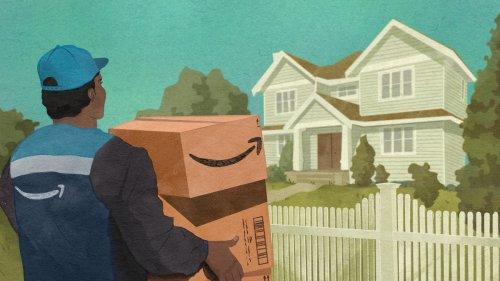 Black and Brown Amazon Drivers Face Guns, Racial Slurs, and Dog Bites on the Job