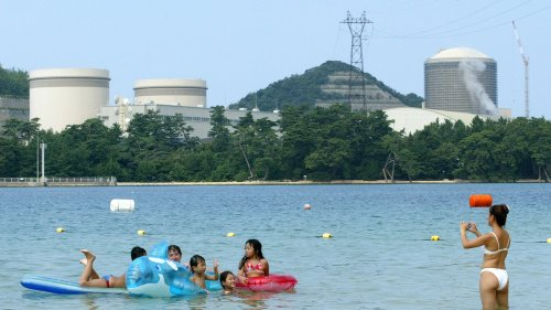 Why Japan Brought a 44-Year-Old Nuclear Power Plant Back to Life