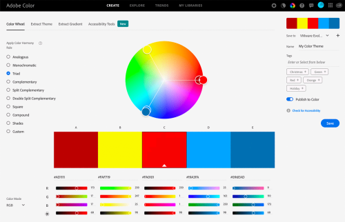 How to use Adobe Color to perfect your design - Videomaker