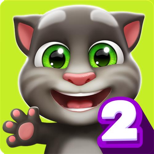 Tải My Talking Tom 2 (MOD Vô hạn tiền, Sao) v2.6.1.2 cho Android