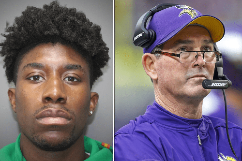 Is Mike Zimmer Questioning His Vikings Fate After Gladney Incident?