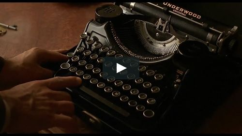 The Typewriter (supercut)