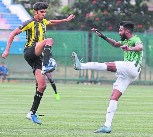 Rossario scores injury-time equaliser for Kickstart FC
