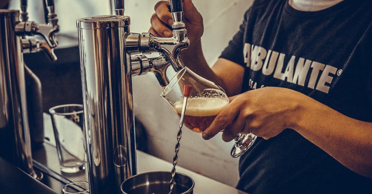The States That Produced the Most Craft Beer in 2020, Mapped