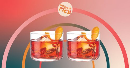 How to Make a Negroni, and The Perfect Glass for Serving