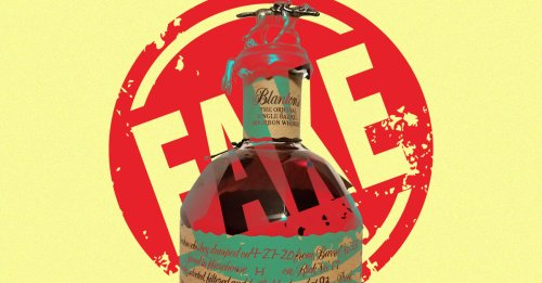 Buffalo Trace Warns of Counterfeit Blanton's, Eagle Rare Sales Online