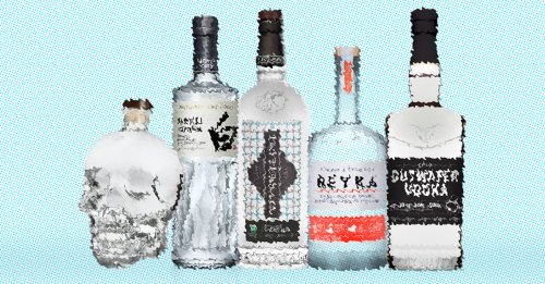 The 20 Best Vodka Brands of 2021