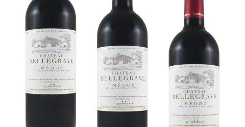 Château Bellegrave Médoc 2018, Bordeaux, France