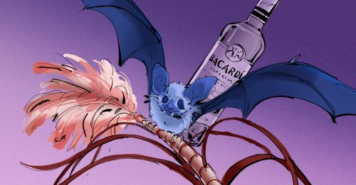 Why Bacardi Has a Bat for Its Logo