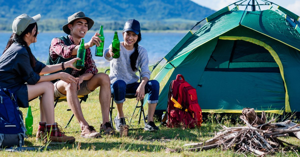 We Asked 10 Brewers: What's the Best Camping Beer?