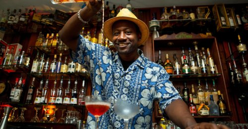 Next Round: Ian Burrell on Bringing Rum's Past and Future Together