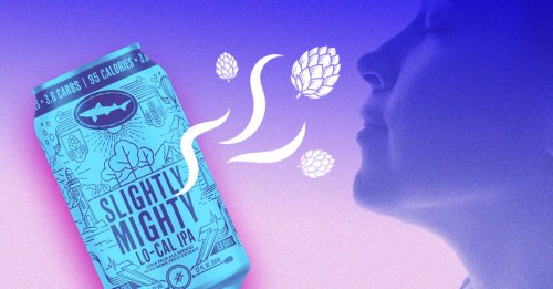 You Can Smell the Hops Before You Drink Dogfish Head's New Scratch and Sniff Hoppy Variety Pack