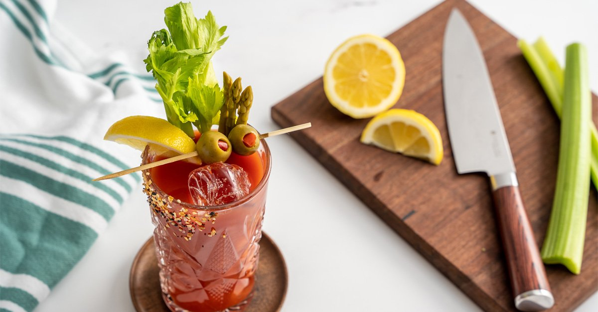 The Extra Spicy Bloody Mary Recipe