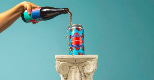 Consumer Demand and Covid Push Large-Format Sour Beers Into Cans