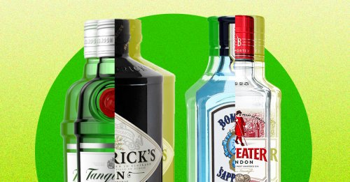 Bombay vs. Tanqueray vs. Hendrick's vs. Beefeater Explained: The Differences Between Them