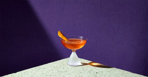 The Michael, a Take on the Martini