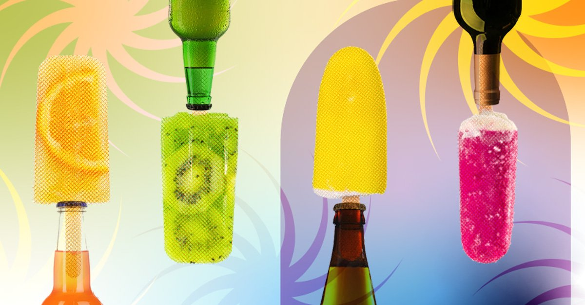 11 Of the Best Boozy Ice Pops for Summer, Tasted and Ranked