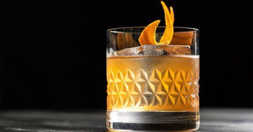 The Scotch Old Fashioned Recipe