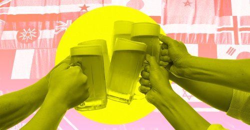 This Animated Chart Shows the Countries That Drank the Most Beer for the Last 50 Years