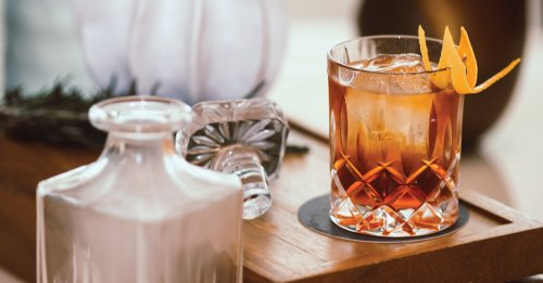 The Ultimate Bourbon Flavor Map [Infographic]