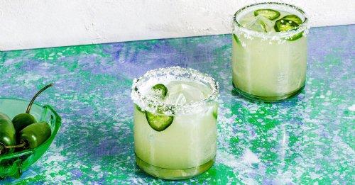 The Jalapeño Margarita Recipe