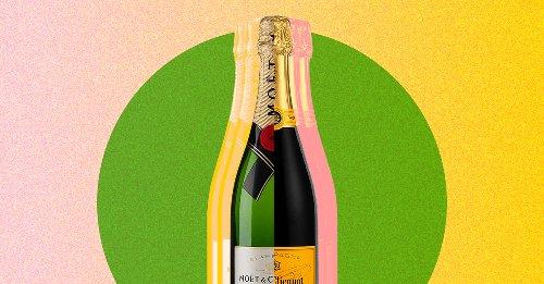 Moët & Chandon vs. Veuve Clicquot Champagne Explained
