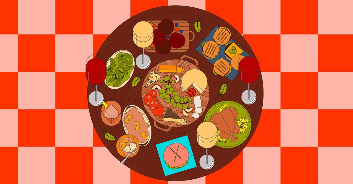 Your Guide to Summer Food and Wine Pairing [Infographic]