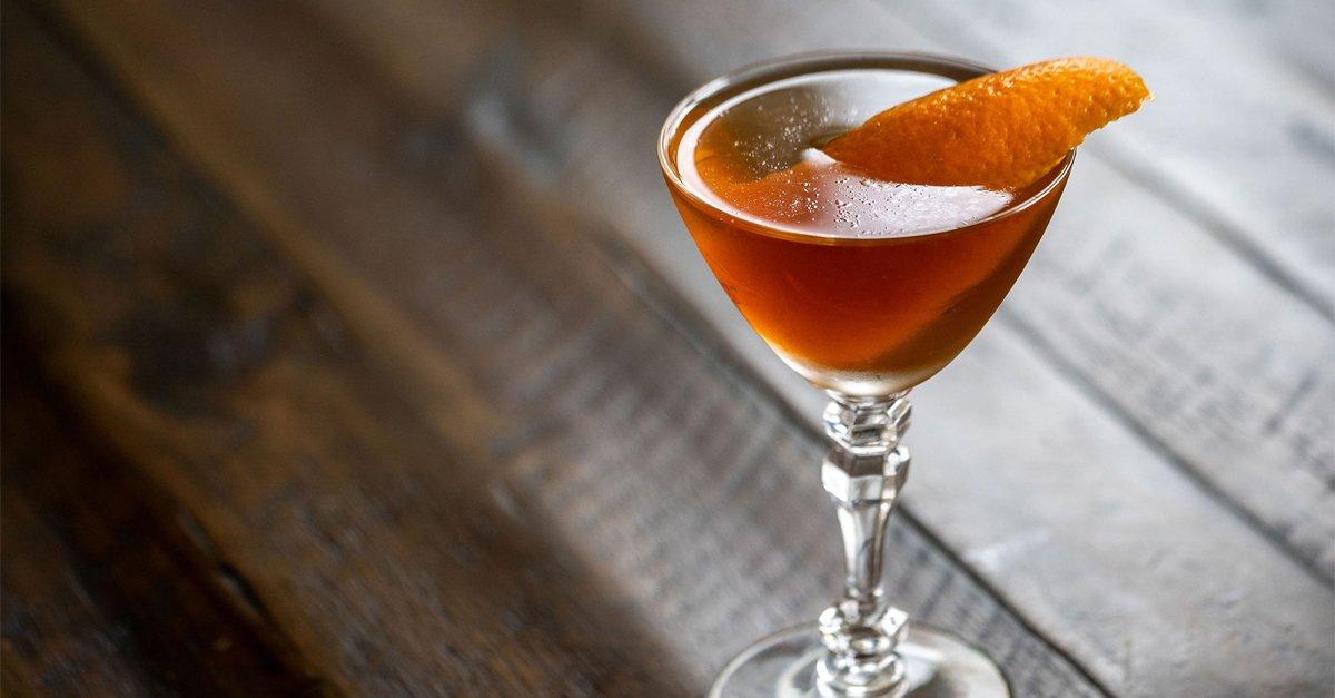The Perfect Manhattan Recipe