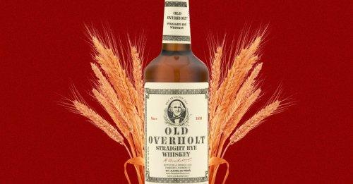 The History & Legend of Old Overholt
