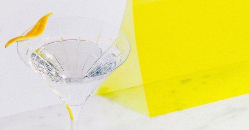 The Dry Martini Recipe