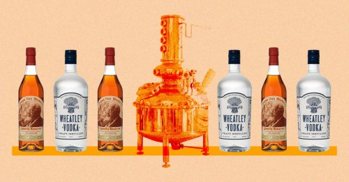 The Curious Case of Pappy's Master Distiller's 'Wheatley Vodka' Brand