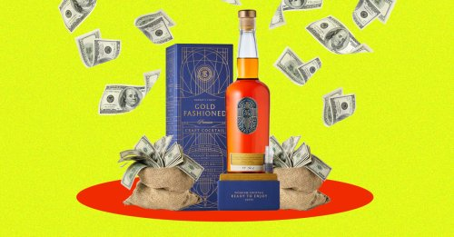 Would You Try a $150 Old Fashioned in a Bottle?