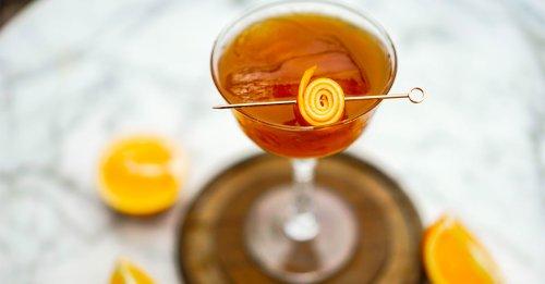The Honey Rye Manhattan Recipe