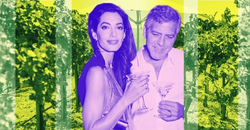 Domaine du Canadel, a Wine Estate in Provence, Has New Owners — George and Amal Clooney