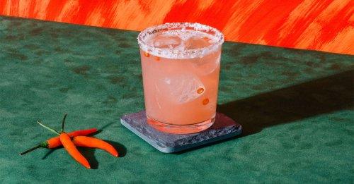 The Spicy Margarita Recipe