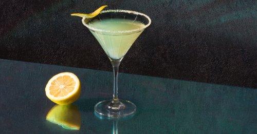 The Lemon Drop Recipe