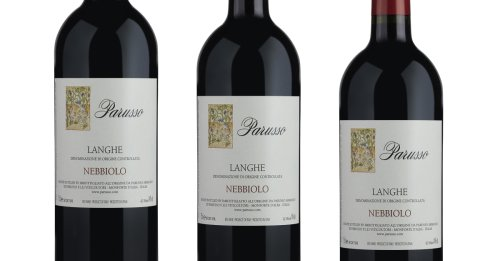 Parusso Langhe Nebbiolo 2018, Piedmont, Italy