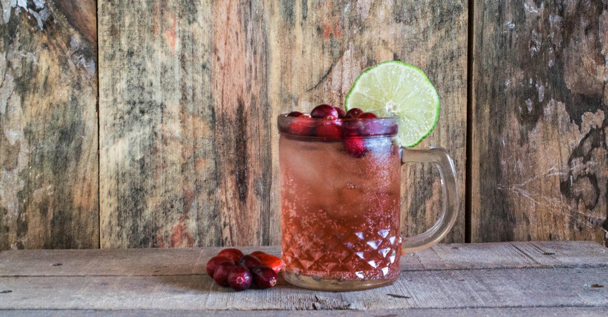 The Cranberry Moscow Mule Recipe