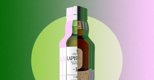 The Difference Between Laphroaig and Lagavulin Scotch