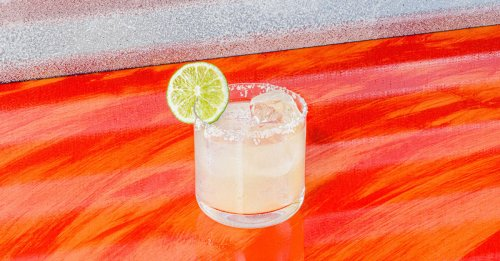The Mezcal Margarita Recipe