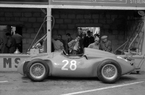 Bugatti & the 1956 French Grand Prix