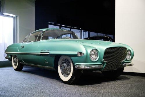1954 Plymouth Explorer Concept