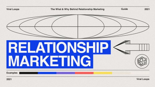 The What & Why Behind Relationship Marketing (& Examples)   Inside Viral Loops