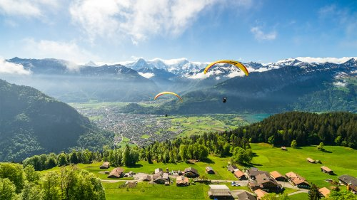 The Many Sides of Switzerland